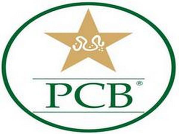 Pakistan Cricket Board logo.