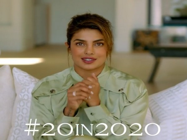 A still from the video shared by actor Priyanka Chopra (Image courtesy: Instagram)