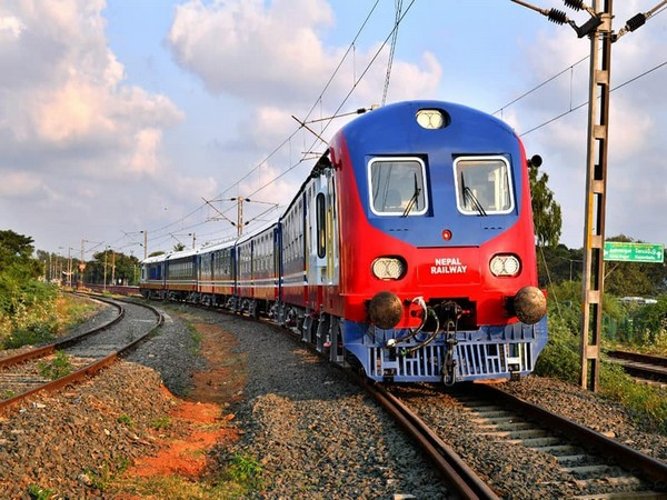 Nepal began its first broad-gauge railway service trials