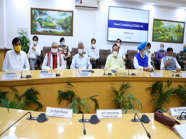 Visuals from earlier GoM meeting. [File Photo]