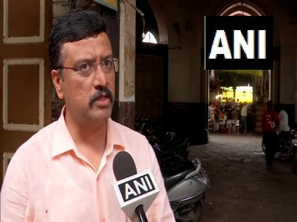 Pune Municipal Corporation (PMC) Anti-Encroachment Department chief Madhav Jagtap talking to ANI on Thursday. Photo/ANI
