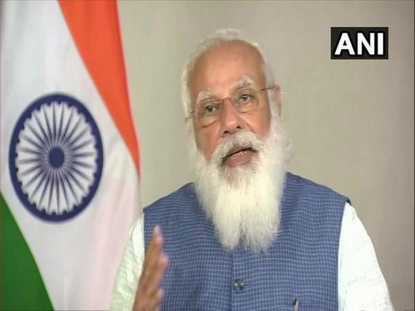 Prime Minister Narendra Modi (File Pix)