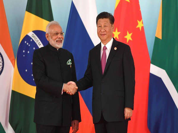 Prime Minister Narendra Modi and Chinese President Xi Jinping (File pic)