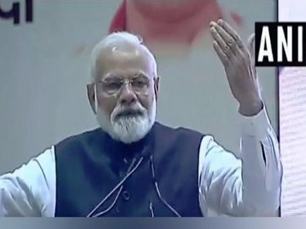 Prime Minister Narendra Modi. File Picture/ANI