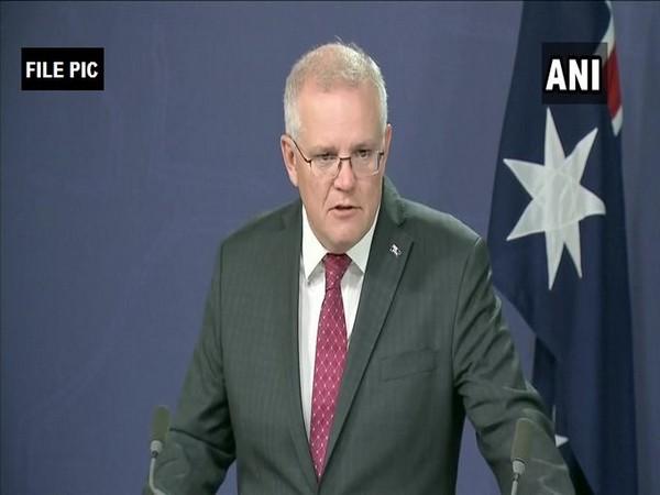 Australian Prime Minister Scott Morrison (File Photo)