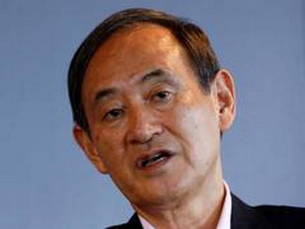Japanese Prime Minister Suga Yoshihide