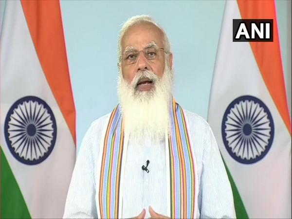 Prime Minister Narendra Modi (Photo/ ANI)