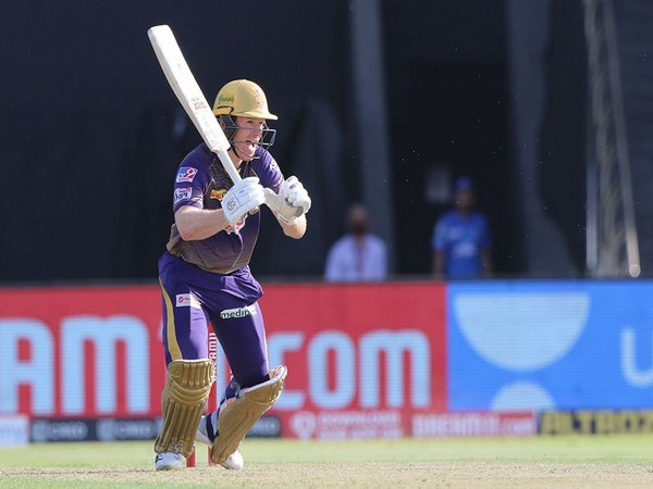 KKR skipper Eoin Morgan (Photo/ iplt20.com)