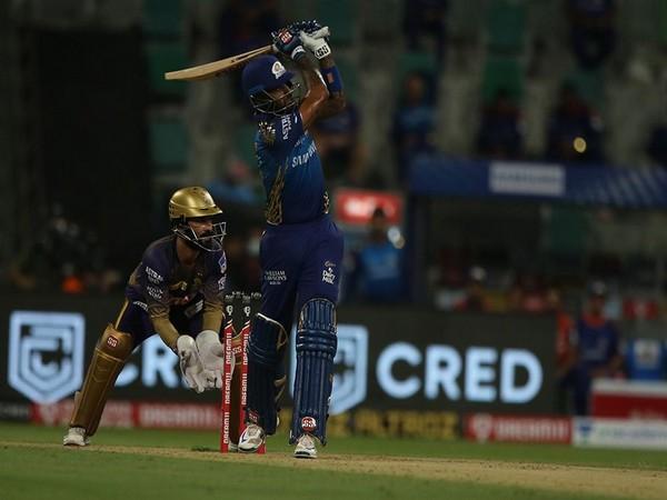 Mumbai Indians' batsman Suryakumar Yadav. (Photo/ IPL website)