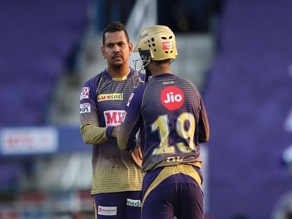 KKR spinner Sunil Narine. (Photo/ iplt20.com)