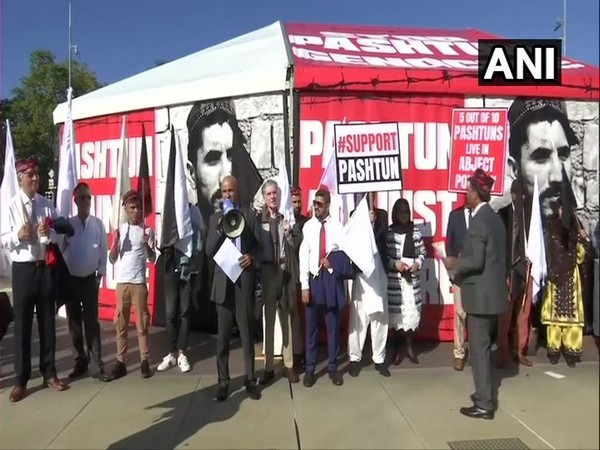 Pashtun Tahafuz Movement (PTM) organises protest against Pakistan Army and its intelligence agencies in Geneva