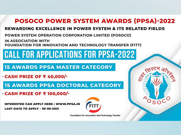 POSOCO Power System Awards 2022