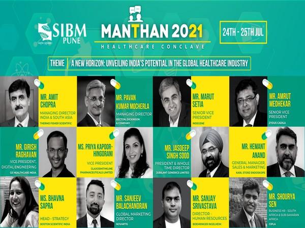 SIBM Healthcare Conclave- Manthan 2021