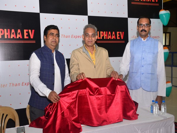 ALPHAA EV is Maharashtra's first EV Charger dedicated manufacturing company