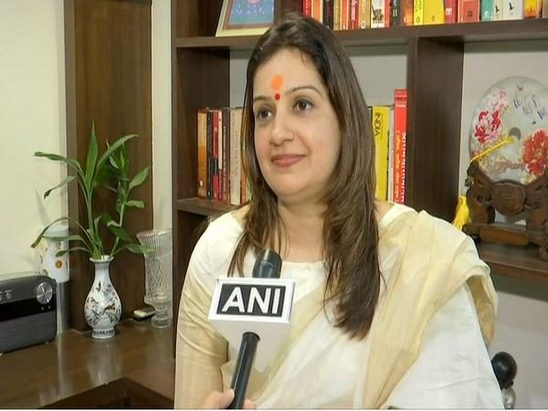 Shiv Sena MP Priyanka Chaturvedi. (File Photo)