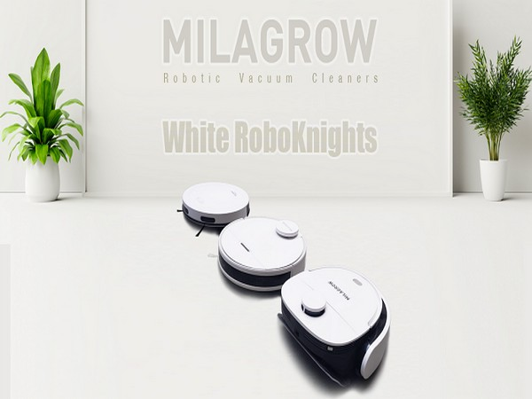 Milagrow launches World's 1st Self Cleaning & Self Navigating Floor Vacuuming Robot iMap Max along with iMap 10.0 with 3 hour battery and the thinnest robot Seagull