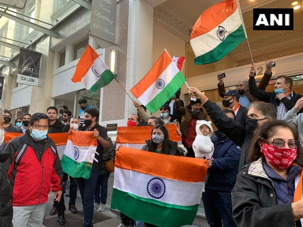 Indian diaspora took out a 'Tiranga Yatra rally' in Vancouver as a display of the bilateral relations between India and Canada.