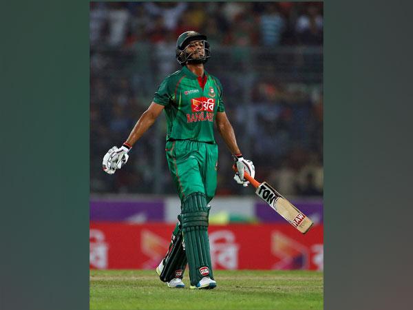 Bangladesh cricketer Mahmudullah