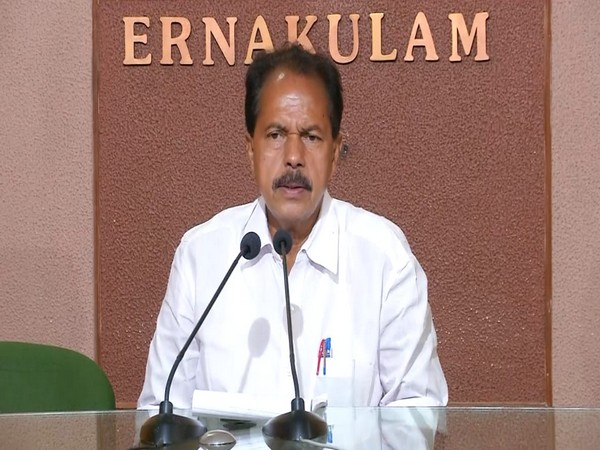 Congress MLA PT Thomas addressing a press conference in Kochi. (File Photo)