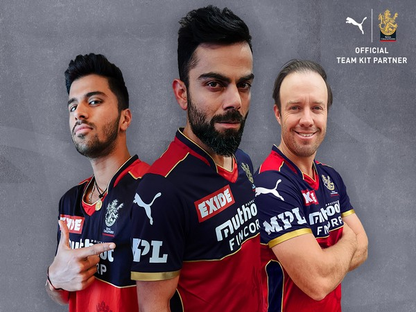 PUMA signs deal with RCB