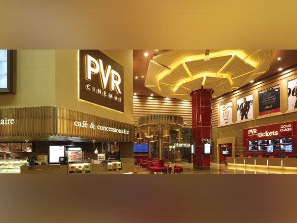 Spread across an area of 32,274 sq ft, the new PVR can house up to 758 audiences