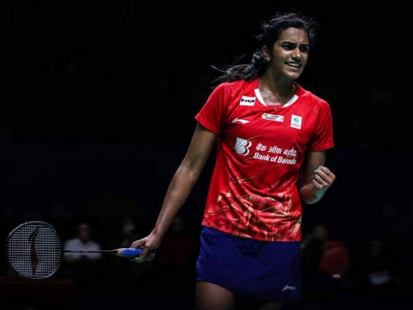 Shuttler PV Sindhu (Photo/ BAI Media Twitter)