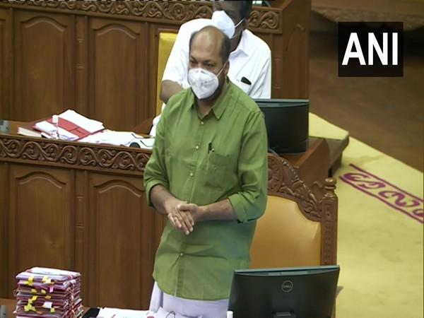 Kerala Industries Minister P Rajeev (Photo/Twitter)