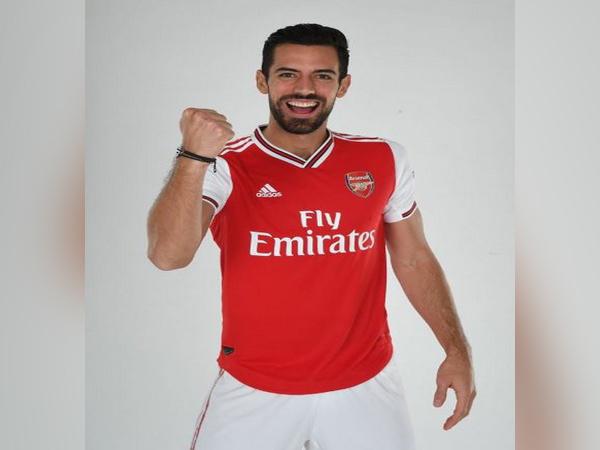Pablo Mari (Photo/ Arsenal Facebook)