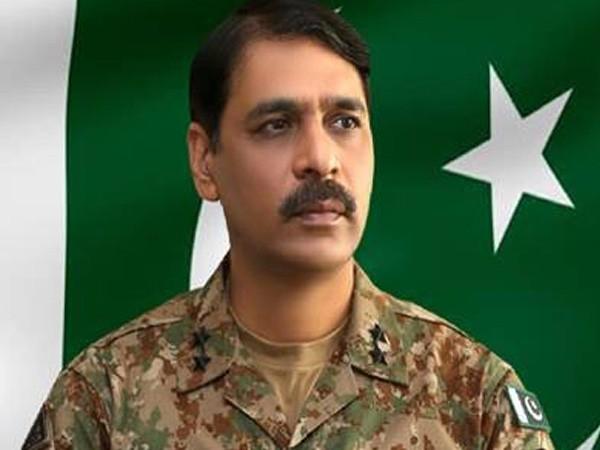 Pakistan Army spokesperson, Major Gen Asif Ghafoor (File pic)