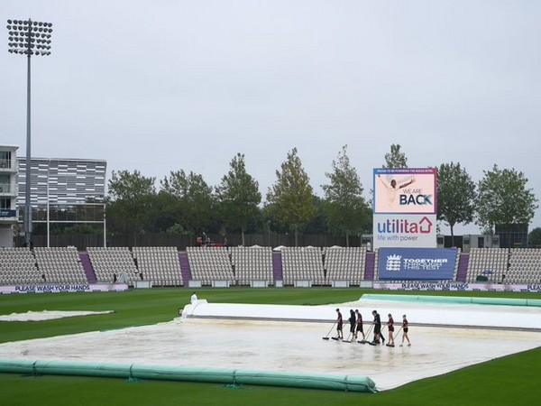 Day 4 of second Test between England and Pakistan called off (Photo/Pakistan Cricket Twitter)