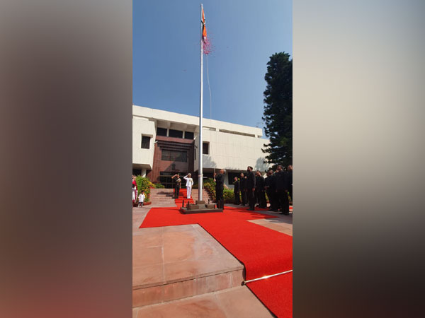 Indian High Commission celebrated 73rd Independence Day on Thursday (Picture Credits: India in Pakistan/Twitter)