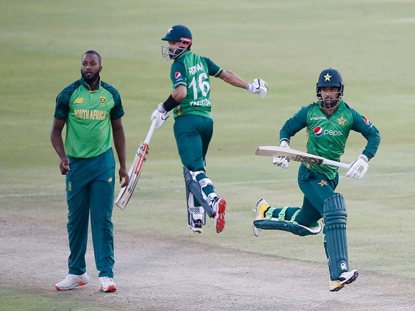 Pakistan beat South Africa by three wickets in first ODI (Image: ICC)