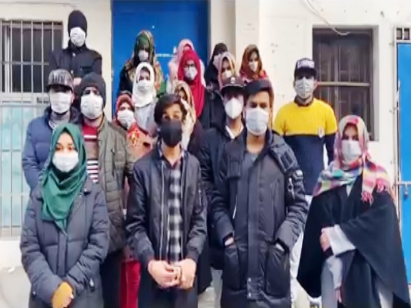 Overseas Pakistanis students from China