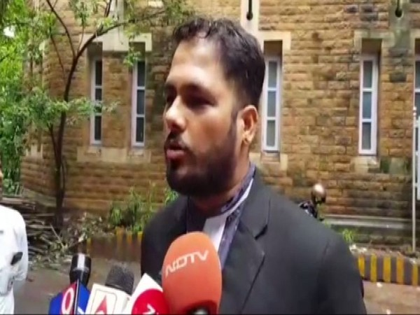 Sunil Pandey, advocate of accused speaking to reporters in Mumbai on Sunday