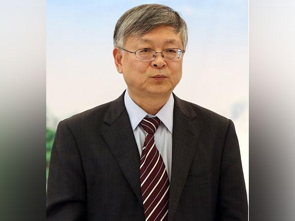China's Ambassador to Iran Pang Sen (File photo)
