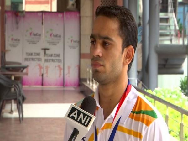 Boxer Amit Panghal