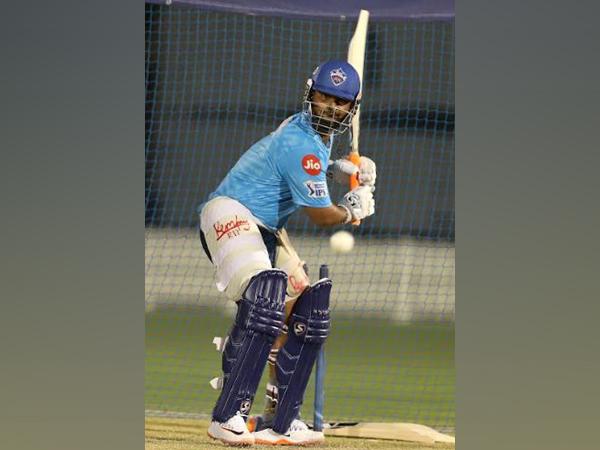 DC skipper Rishabh Pant (Image: Delhi Capitals)