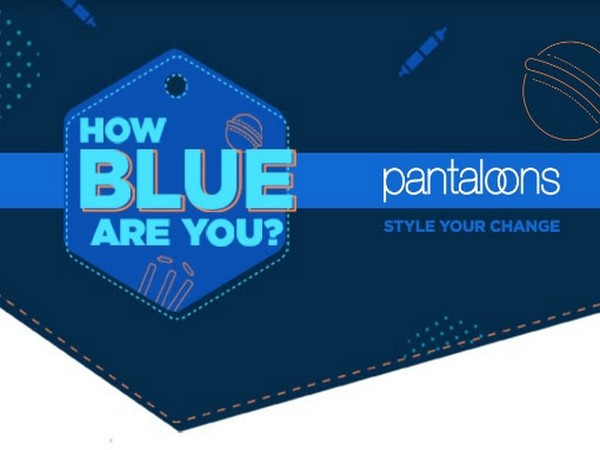 Pantaloons - How Blue are you?