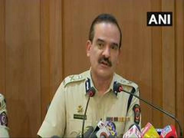 Former Mumbai Police Commissioner Param Bir Singh (File Pic)