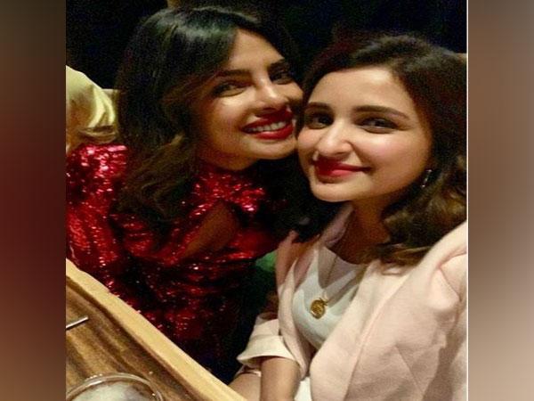 Parineeti with sister Priyanka Chopra (Image Courtesy: Instagram)