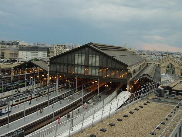 Gare Du Nord train station in Paris (File photo)