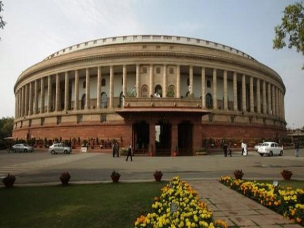 Parliament of India. File photo