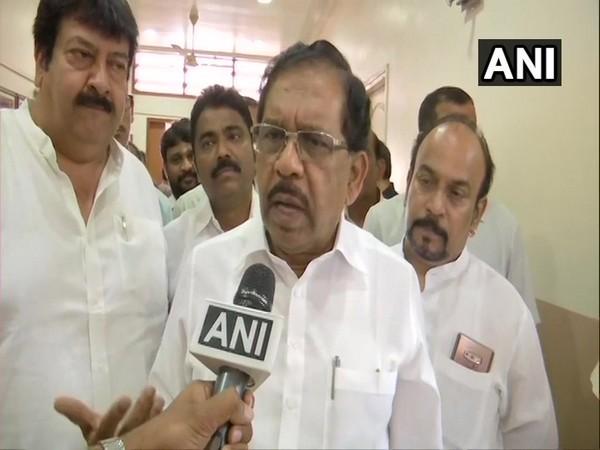 Former Karnataka deputy chief minister G Parameshwara. (File Photo)