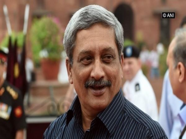 Goa Chief Minister Manohar Parrikar (File Pic)