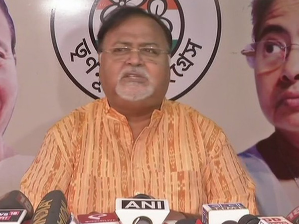 Education Minister in the West Bengal government, Partha Chatterjee. File photo/ANI