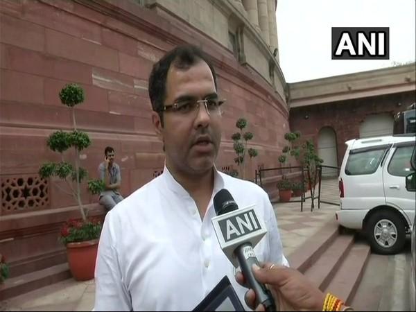 BJP MP Parvesh Sahib Singh (File photo)
