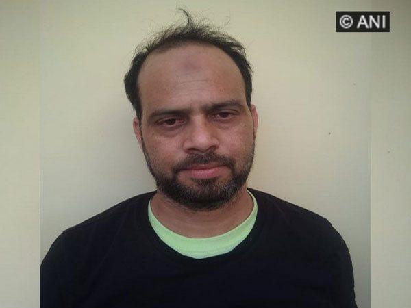 Accused Muhammed Parvez