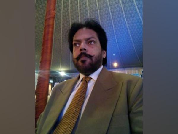 Senior office-bearer of Muttahida Qaumi Movement (MQM) Asif Pasha