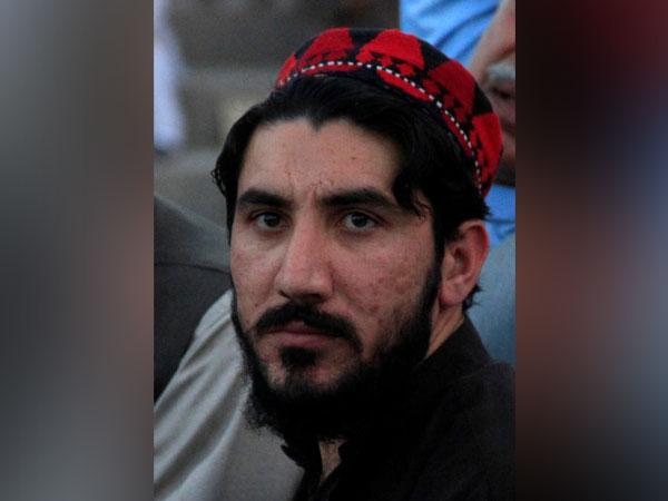 Pashtun Tahafuz Movement chief Manzoor Pashteen (File pic)