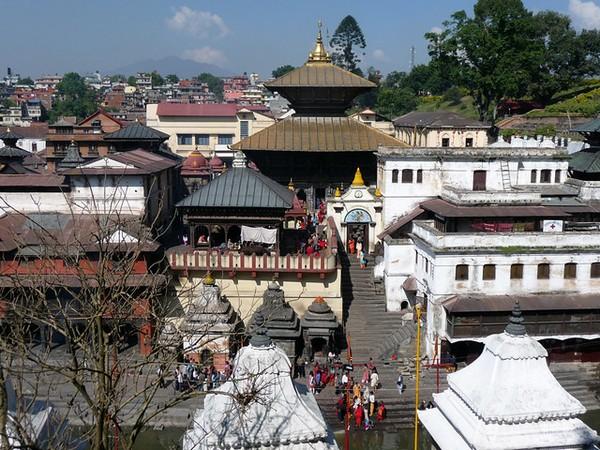 Pashupatinath Temple in Nepal (File photo)